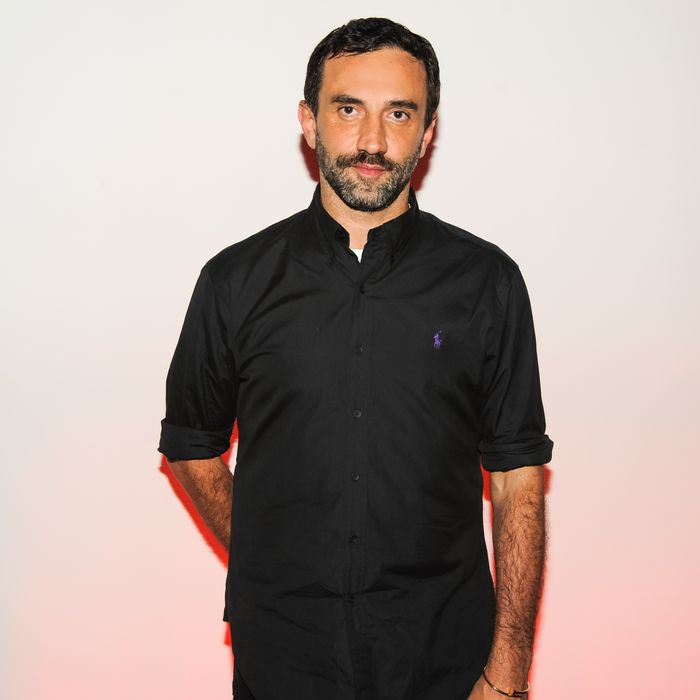 Nike Tisci Riccardo Wanting To Fit His Q amp;a On In Collaboration qTwx5Xg