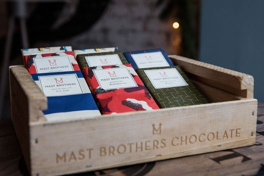 Brooklyn Chocolatiers Mast Brothers Under Scrutiny Over Early Use Of Industrial Chocolate