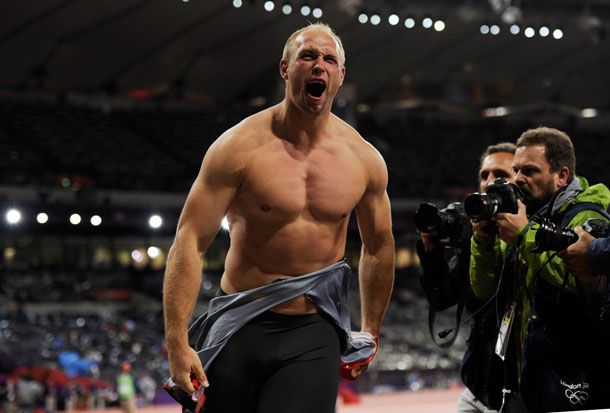 The Male Olympian Nudity Index -- The Cut