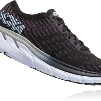 Hoka One One Clifton 5 Knit Road-Running Shoes - Men's
