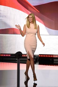 Ivanka Trump at the Republican National Convention.