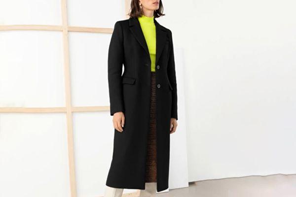 Hourglass Tailored Coat