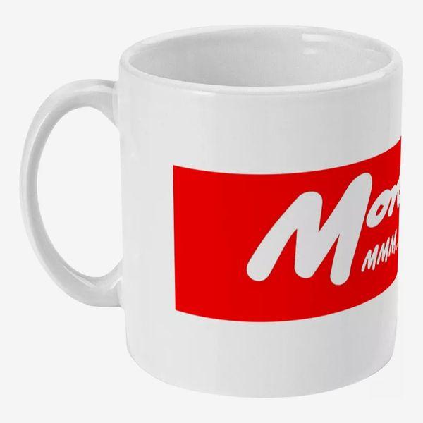 Morley's mug