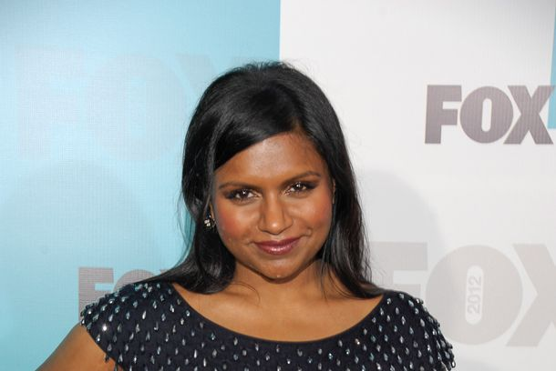 NEW YORK, NY - MAY 14:  Mindy Kaling attends attends the Fox 2012 Programming Presentation Post-Show Party at Wollman Rink - Central Park on May 14, 2012 in New York City.  (Photo by Dave Kotinsky/Getty Images)