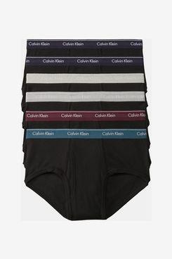Calvin Klein Men's Cotton Briefs, 6 Pack