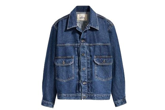 Levi's Made & Crafted Love Letter Trucker Jacket