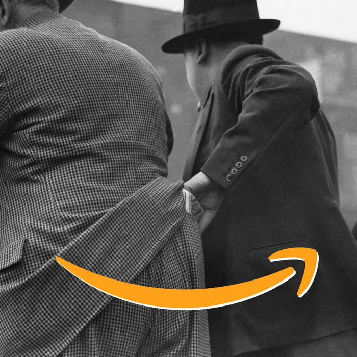 The Key to Amazon's E-Commerce Is Also Its Biggest Headache