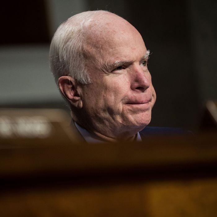 d56d6620fef6e John McCain Caps Political Career by Declaring Himself a Fraud