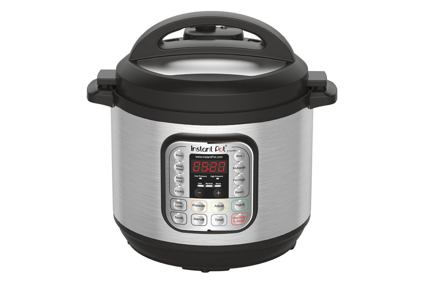 Instant Pot DUO80 8-Qt 7-in-1 Multi-Use Programmable Pressure Cooker