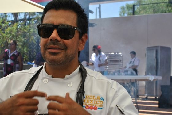 "The chef behind Tijuana's <a href=""http://mision19.com/"">Mision 19</a>, Casa Plascencia, and Villa Saverios, and San Diego's Romesco."