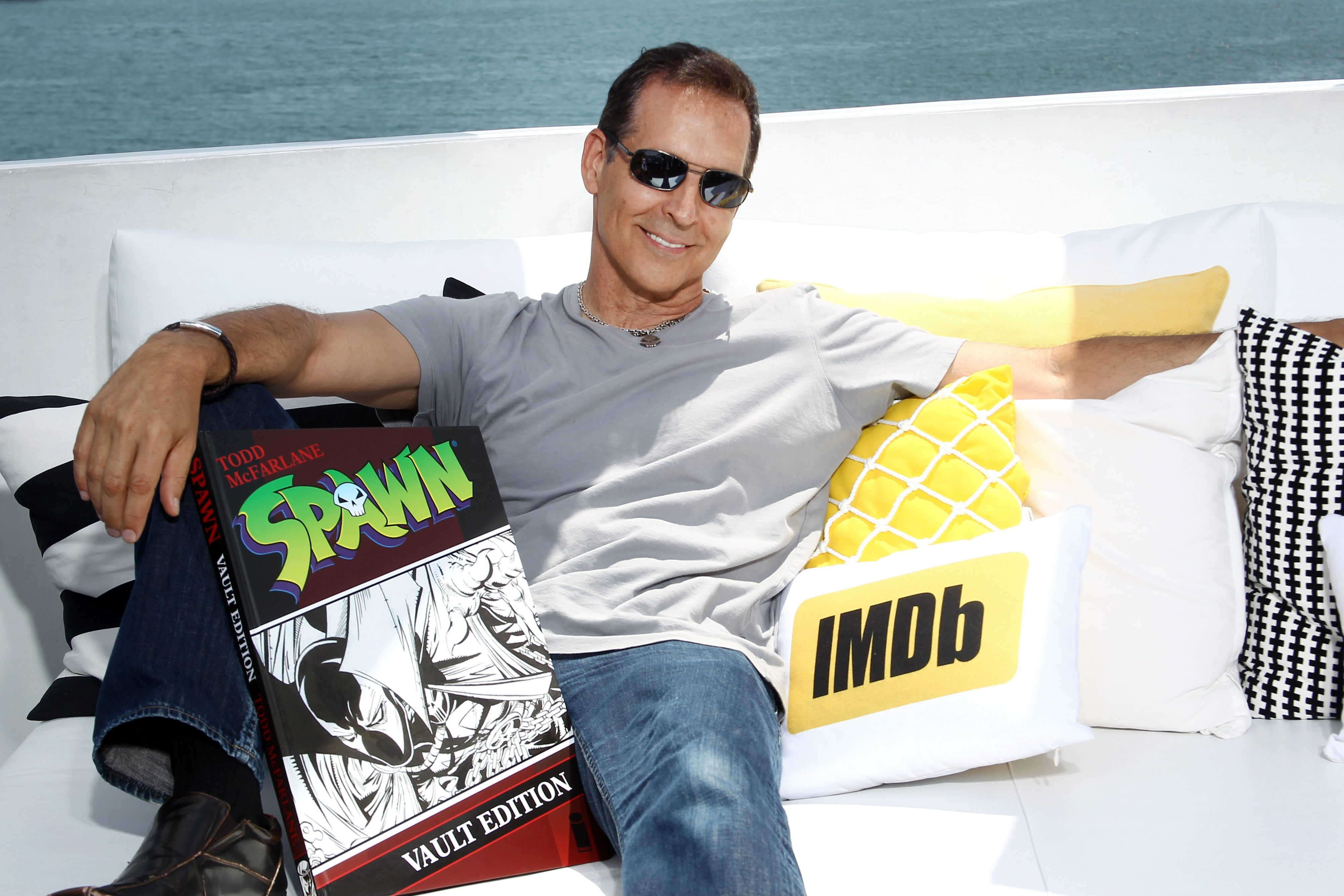 Todd McFarlane Is Developing 'Spawn' Remake With Blumhouse