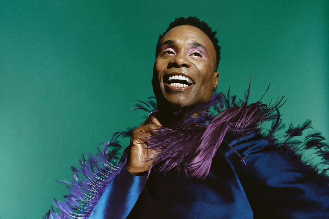 Billy Porter reflected being Marginalized in the Theater industry Because of Black and Queer