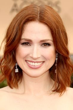 Ellie Kemper loves ice cream and SoulCycle.