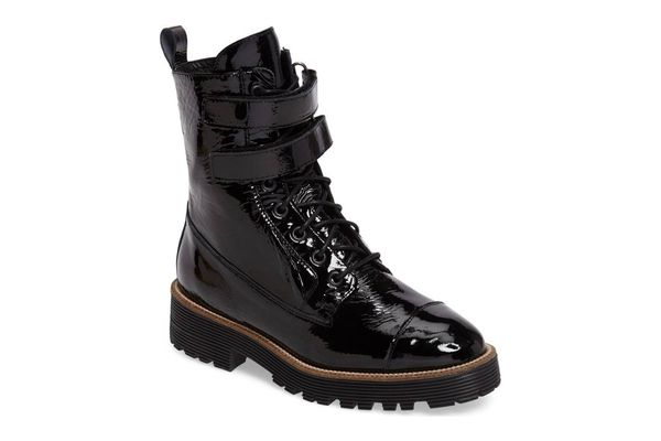 Shellys London Tyra Combat Boot
