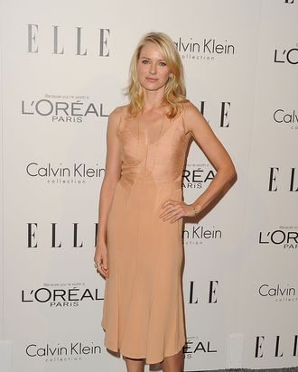 LOS ANGELES, CA - OCTOBER 17: Actress Naomi Watts arrives at ELLE's 18th Annual Women in Hollywood Tribute held at the Four Seasons Hotel on October 17, 2011 in Los Angeles, California. (Photo by Jason Merritt/Getty Images)