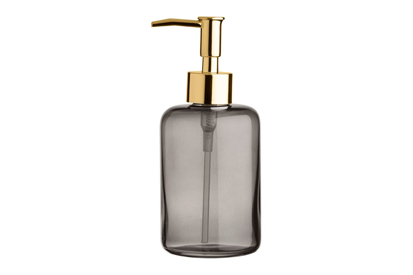 H&M Glass Soap Dispenser