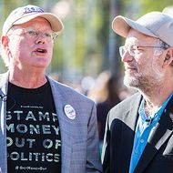 Ben & Jerry's Co-founders Got Arrested for Protesting 'Money in Politics'