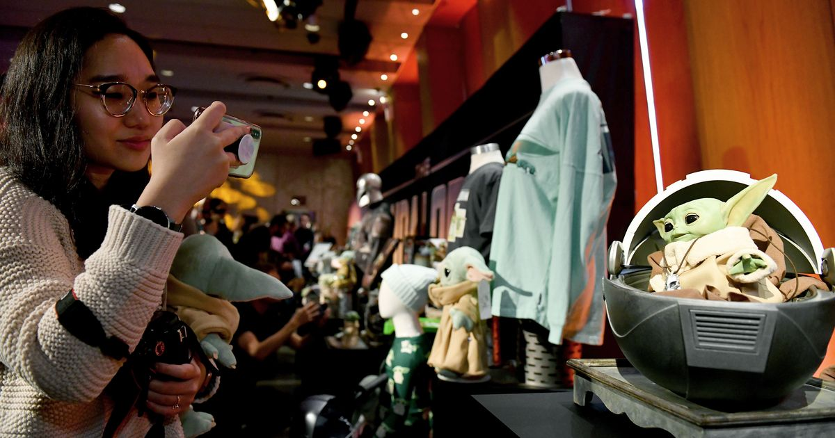 Plush Baby Yoda, Sad NickToons, and More Treasures From the 2020 New York Toy Fair - Vulture