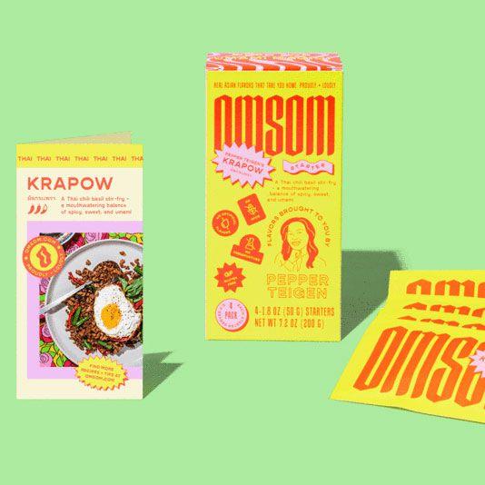 Omsom Thai Krapow