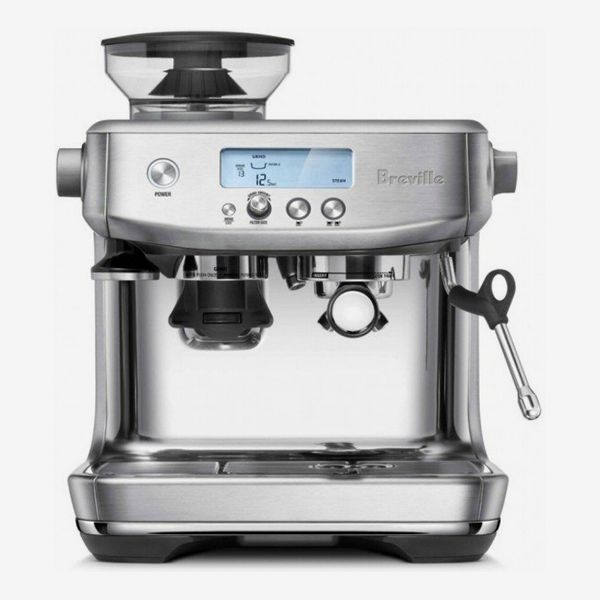 Most Useful Gadgets - Breville Barista Pro Stainless Steel Espresso Maker