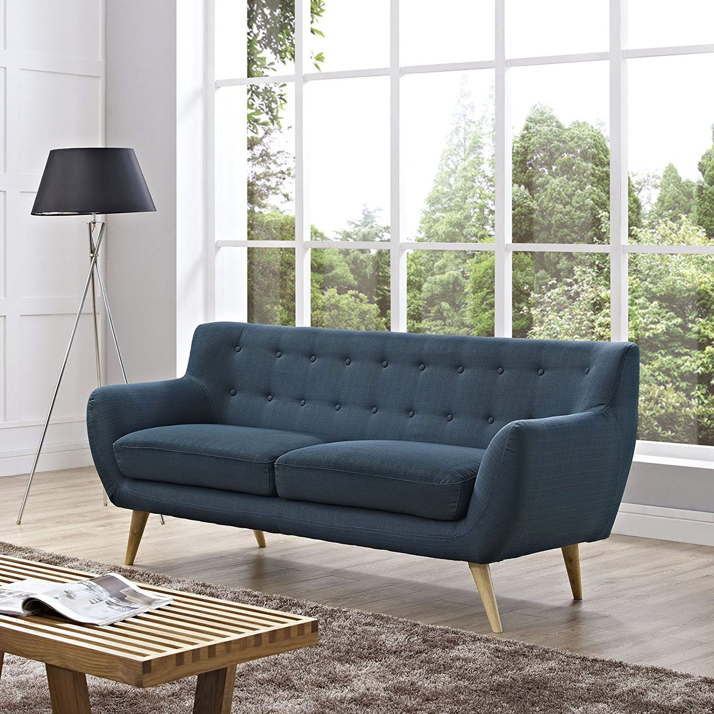 The Best Sofas Under 500 Modway Remark