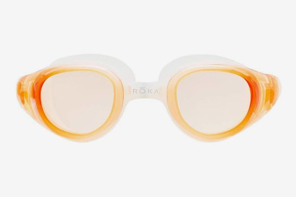 Roka X1 Anti-Fog Low-Drag Large Swim Goggles