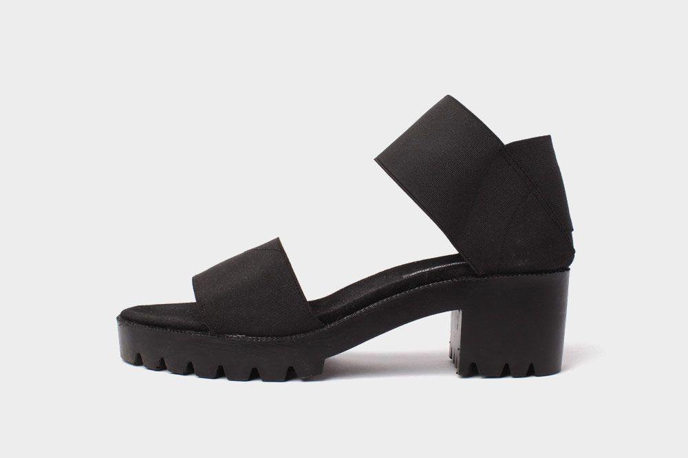 James Rowland Dual Strap Sandal