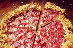 Pizza Hut Australia Rolls Out Doritos-Crusted Pies