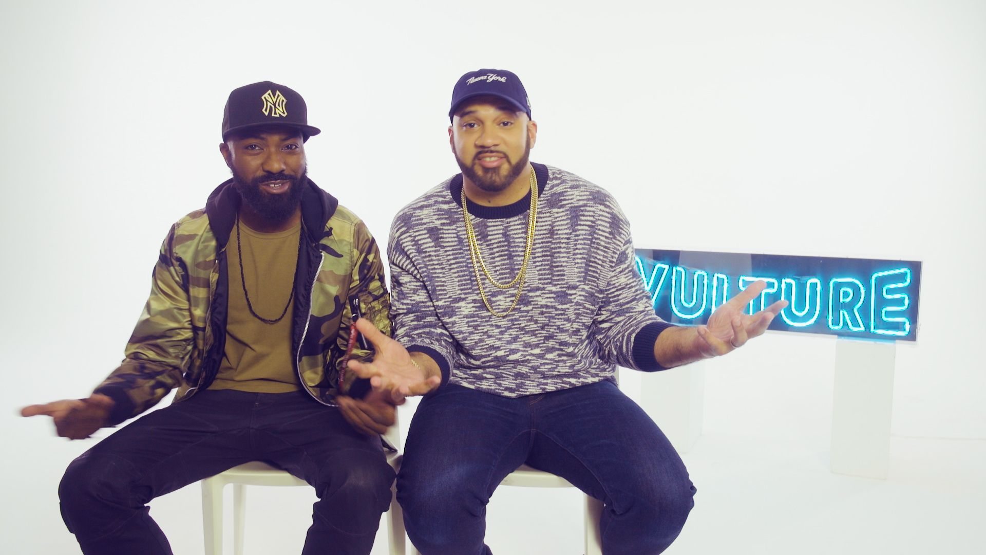 Desus and Mero Love Working With Showtime