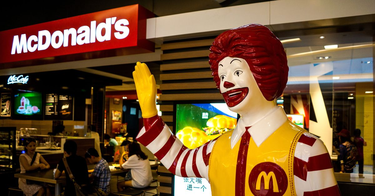 A McDonald's Franchise Allegedly Fired Workers Because ...