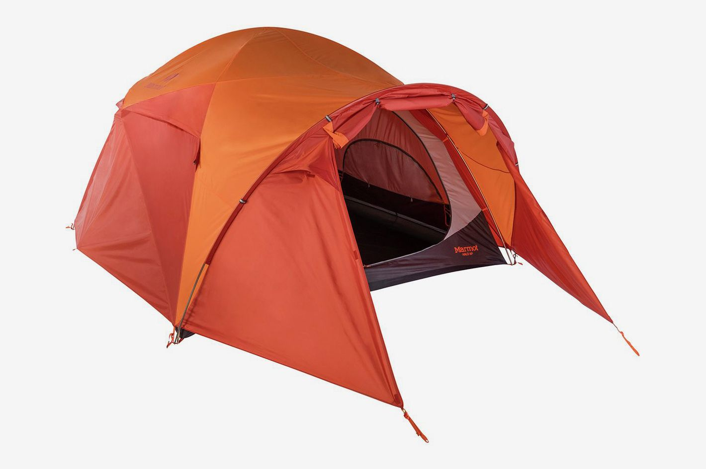 Marmot Halo 6-Person Tent & The 8 Best Camping Tents: 2-Person 4-Person and More 2018