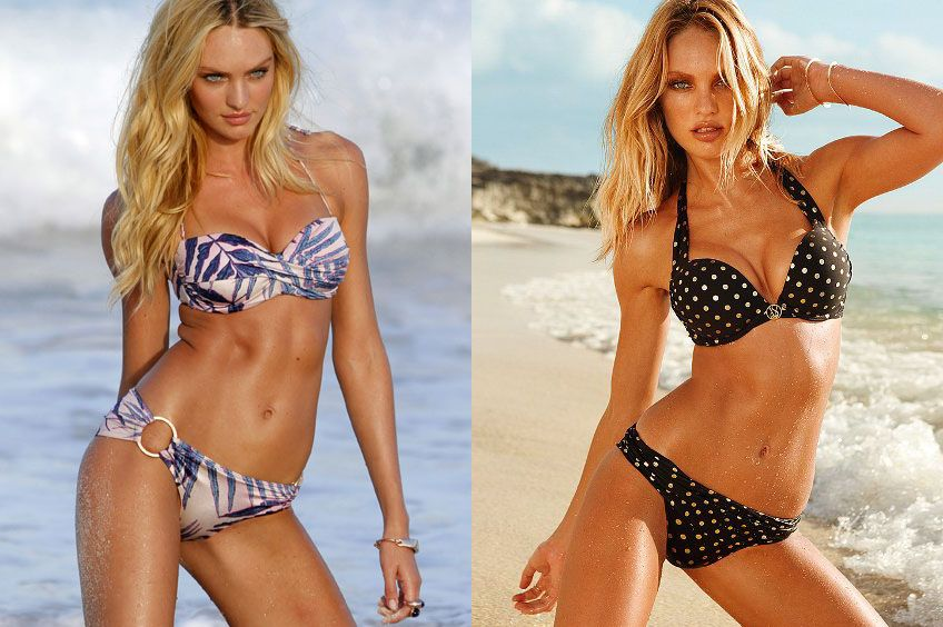 Candice Swanepoel Before And After Plastic Surgery Share