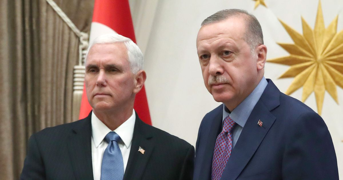 Trump Is Letting Turkey Bully the United States