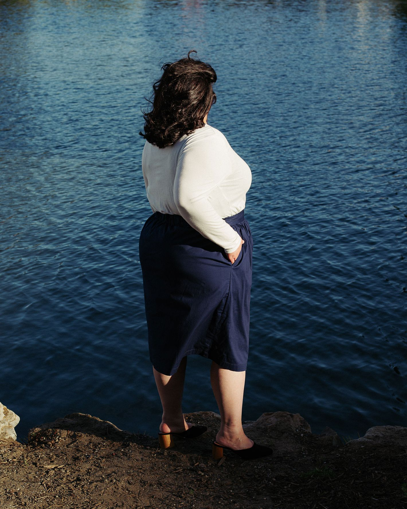 3a61b0c400f The Rise of Plus-Size Minimalism