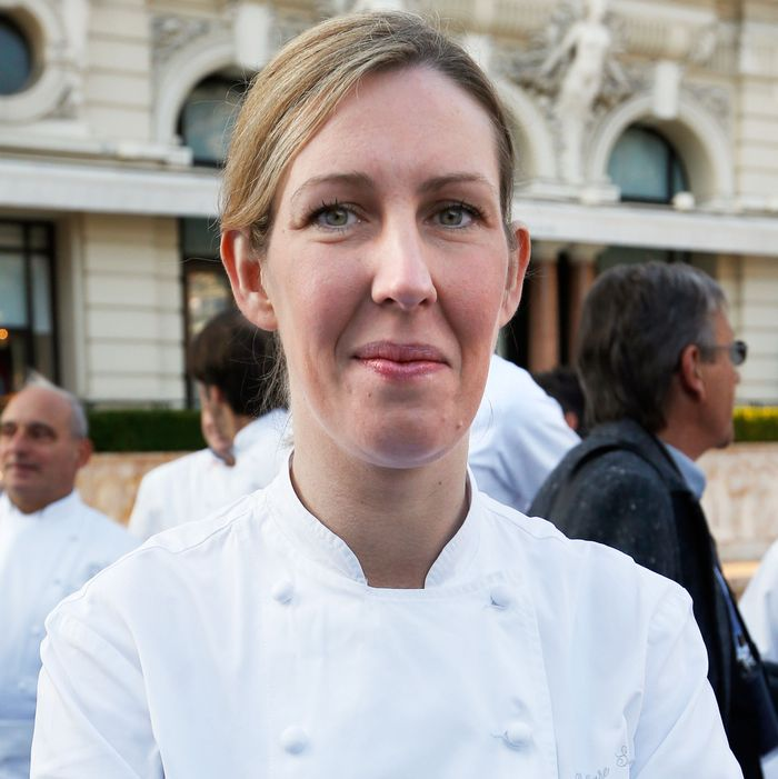 Clare Smyth was the first female chef in England to hold and retain three Michelin stars.