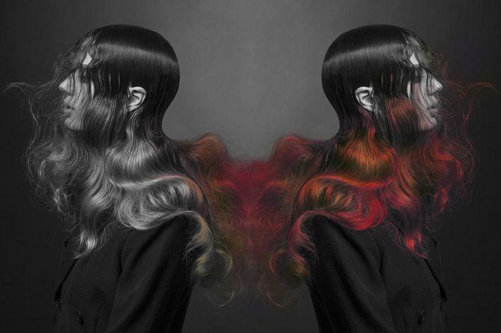 Photo Gabor Szantai Hair Kieran Tudor