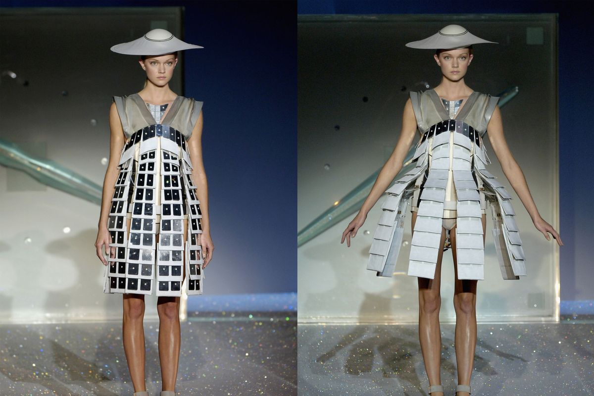 one hundred and eleven collection hussein chalayan