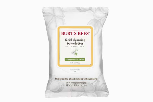 Burt's Bees Facial Cleansing Towelettes Sensitive Skin