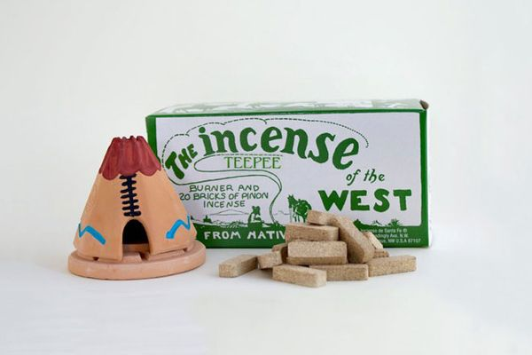 Incienso de Santa Fe 7 Scent Sampler Wood Incense