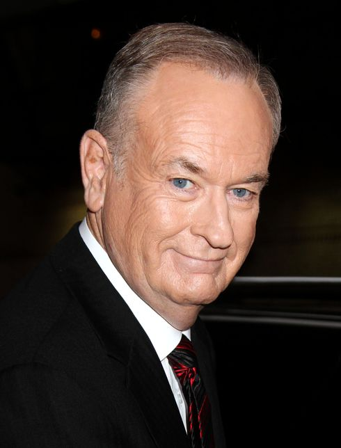 Oct. 24, 2012 - New York, New York, U.S. - BILL O'REILLY arrives for his appearance on 'The Late Show With David Letterman' held at the Ed Sullivan Theater. (Credit Image: © Nancy Kaszerman/ZUMAPRESS.com)