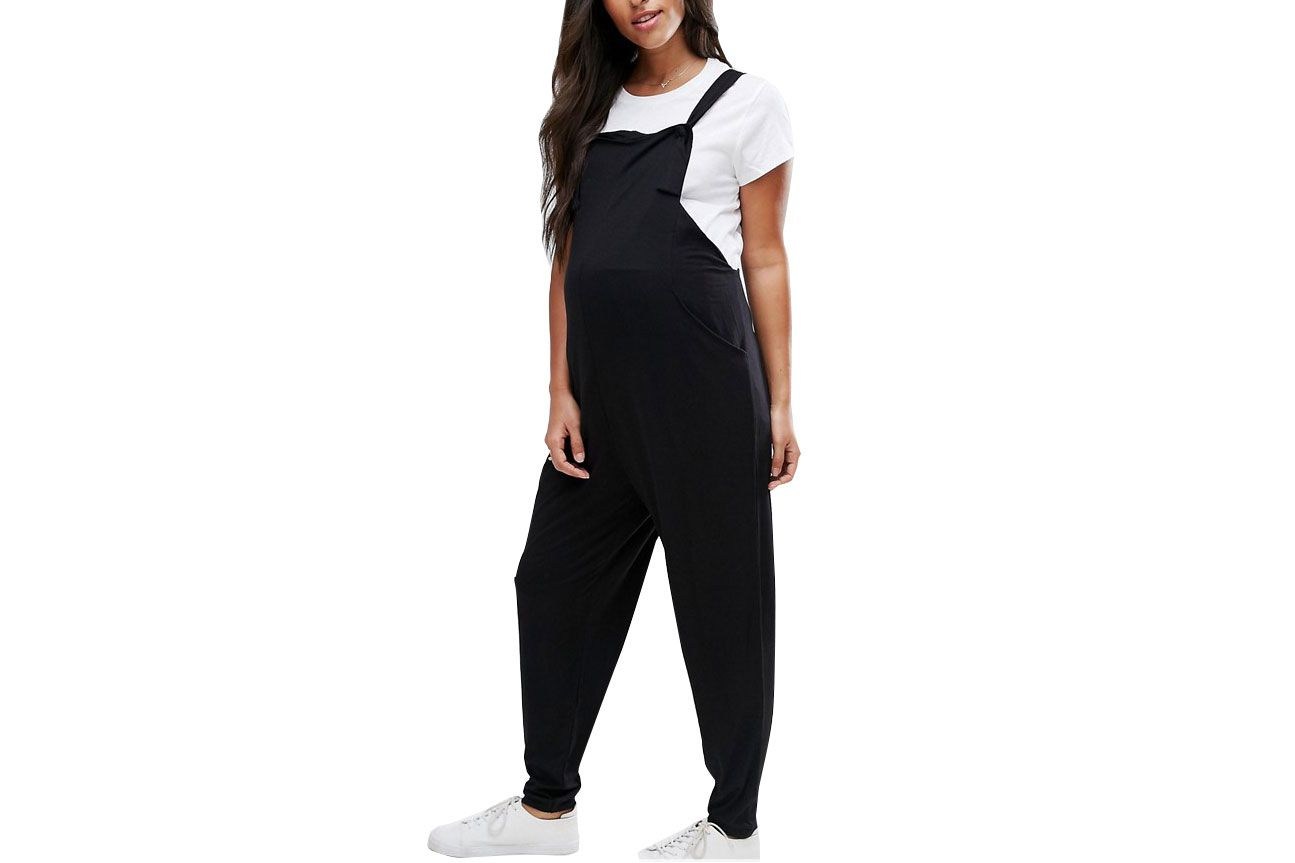 0fd3b9c2c25b Ask the Strategist  The Best Overalls for Pregnant Women