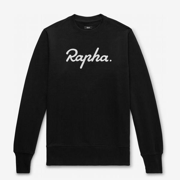 Rapha Logo Embroidered Sweatshirt