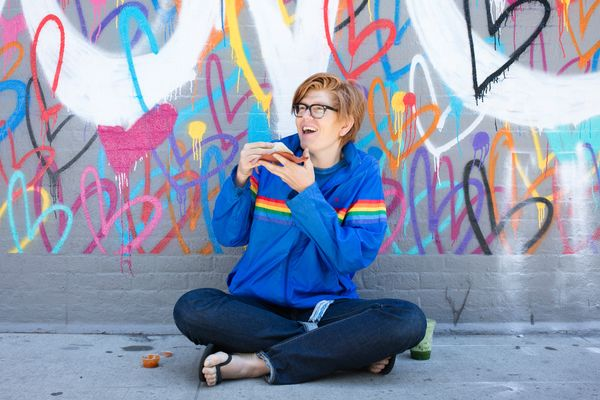 Musician Brett Dennen Eats Breakfast Tacos in Austin and Street Meat in New York