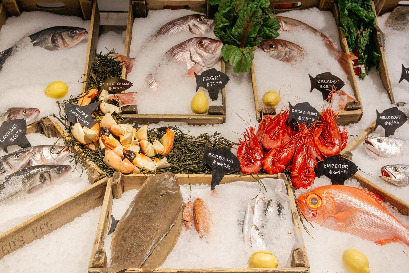 Seafood Restaurants In Nyc