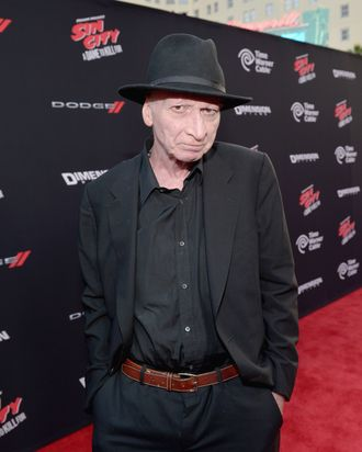 HOLLYWOOD, CA - AUGUST 19: Writer/director Frank Miller attends