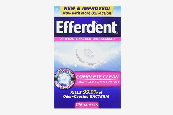 Efferdent Denture Cleaner