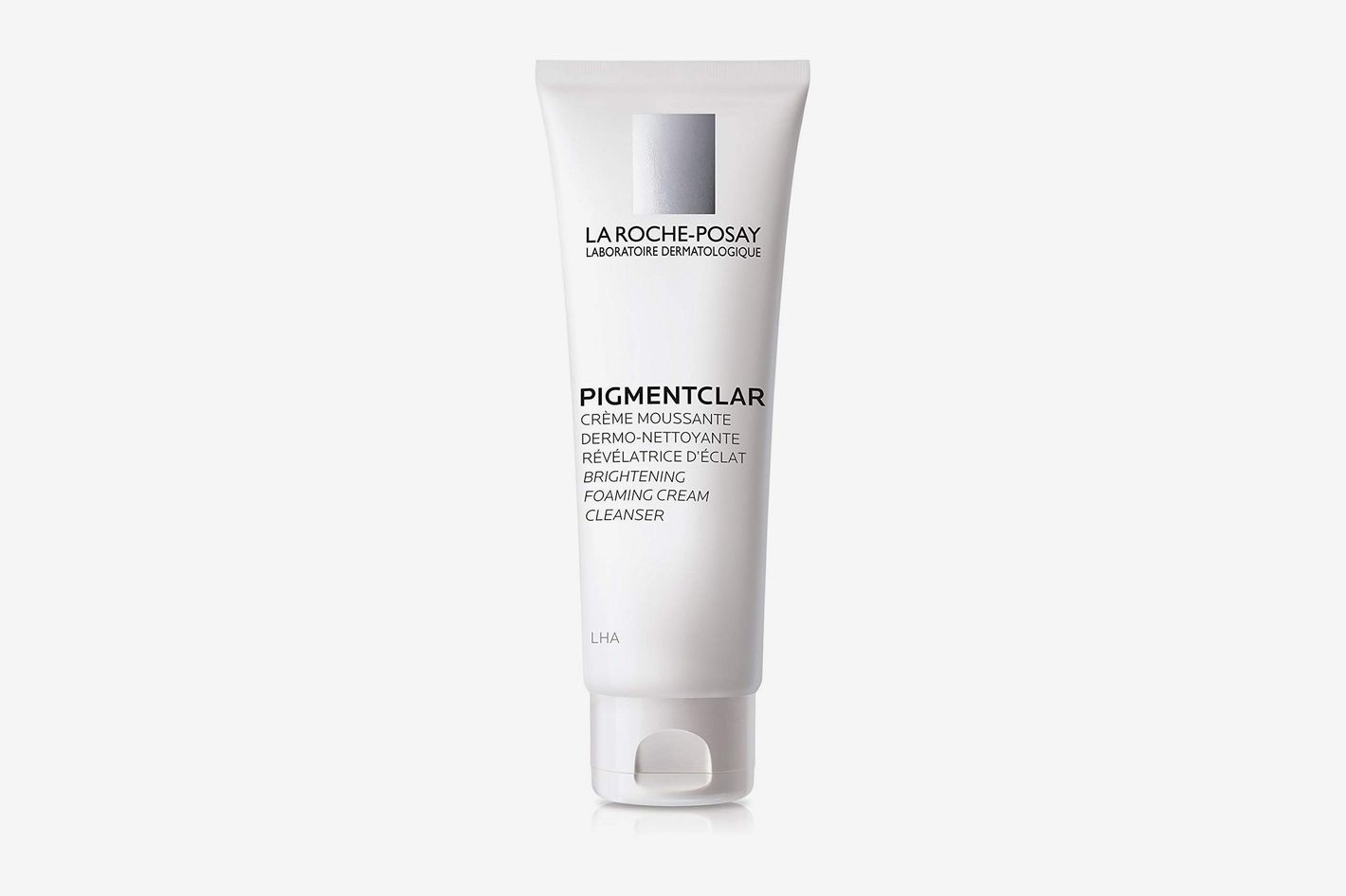 La Roche-Posay Pigmentclar Dark Spot Face Wash Brightening Foaming Cream Facial Cleanser with LHA