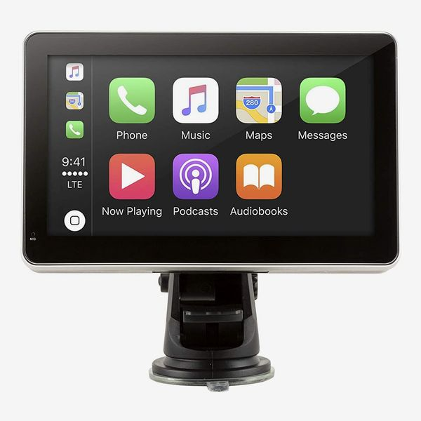 Car and Driver INTELLIDASH+ with Apple Carplay and Android Auto