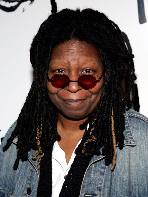 Whoopi goldberg the 50 most memorable eyebrows of all for Whoopi goldberg tattoo