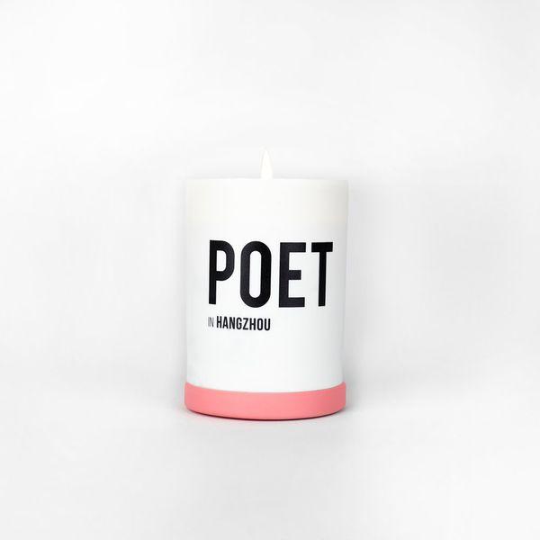 Nomad Noé Poet in Hangzhou - Bamboo & Tuberose Candle